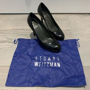 Stuart Weitzman Black Heels